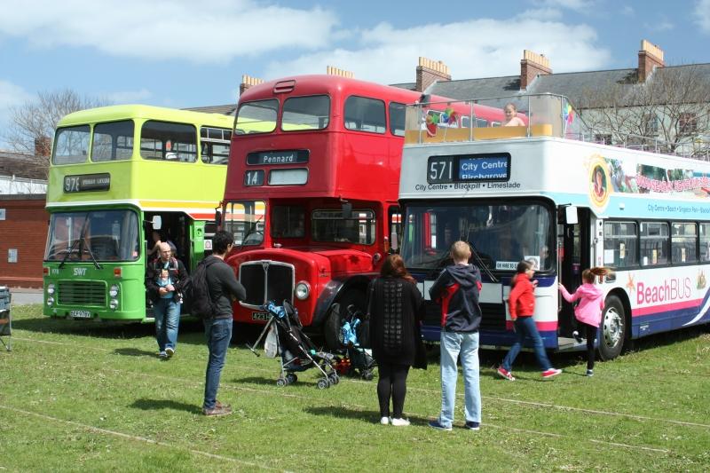 Swansea Bus Museum 2015