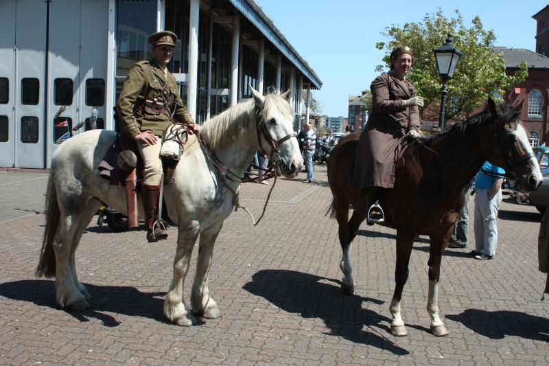 Yeoman Living History 2014