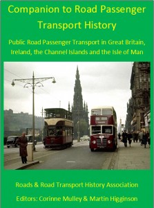 Companion to Road Passenger Transport History cover