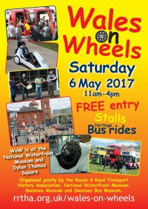 Wales on Wheels 2017